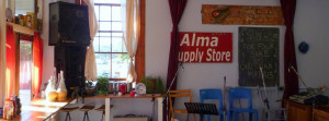 the alma cafe